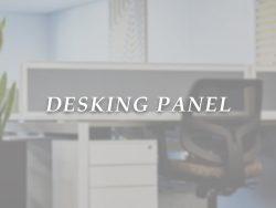 Desking Panel