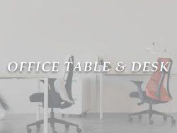 Office Tables & Desks